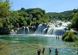 Хорватия Крка национальный парк