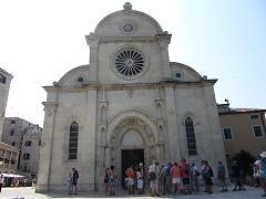 Хорватия Шибеник кафедральный собор св. Иакова
