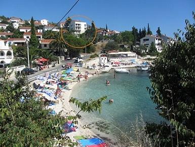 Отдых Хорватия Villa Punta Liveli  на острове Чиово